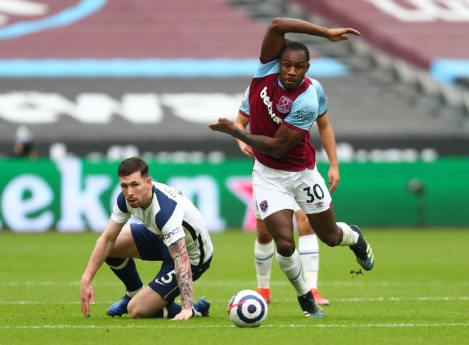 West Ham vs Tottenham anh 13