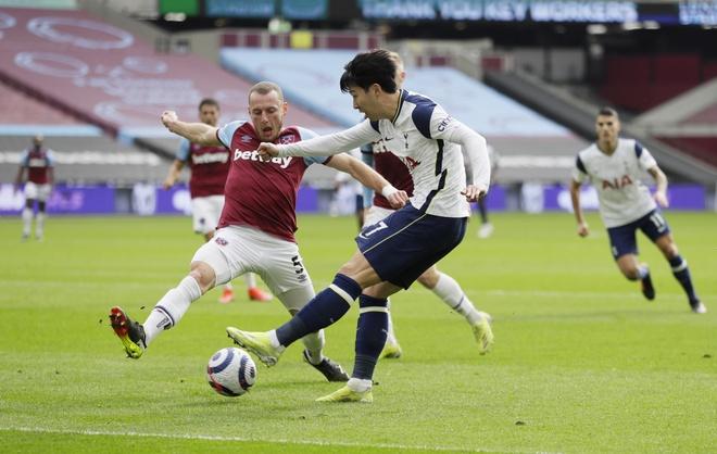 West Ham vs Tottenham anh 16