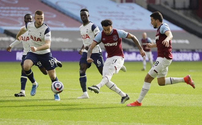 West Ham vs Tottenham anh 20