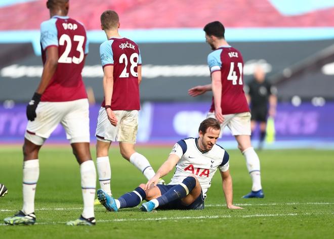 West Ham vs Tottenham anh 25