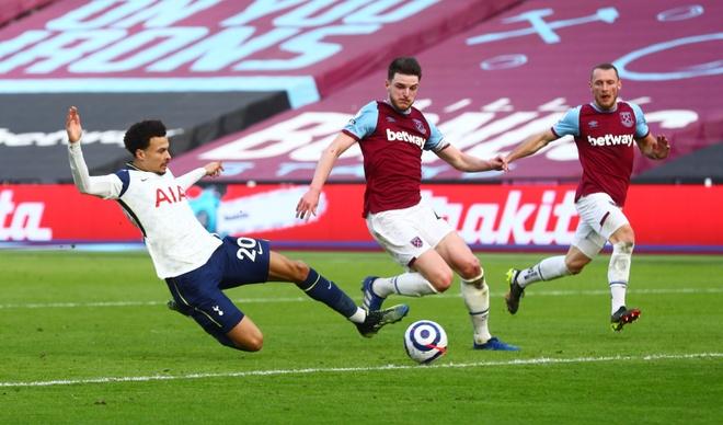 West Ham vs Tottenham anh 26