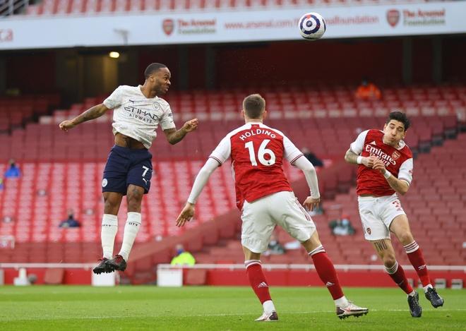 Arsenal dau Man City anh 11