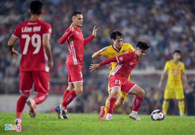 Hai Phong vs HAGL anh 12