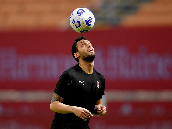 Milan vs Sampdoria anh 10