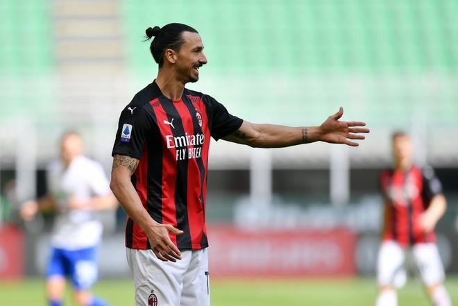 Milan vs Sampdoria anh 14