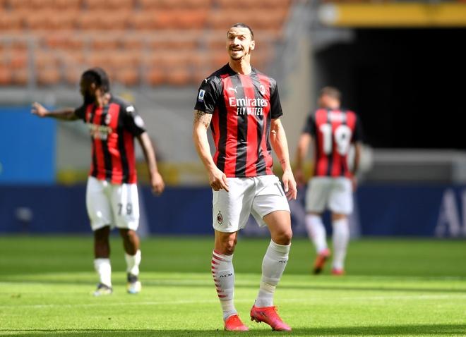 Milan vs Sampdoria anh 12
