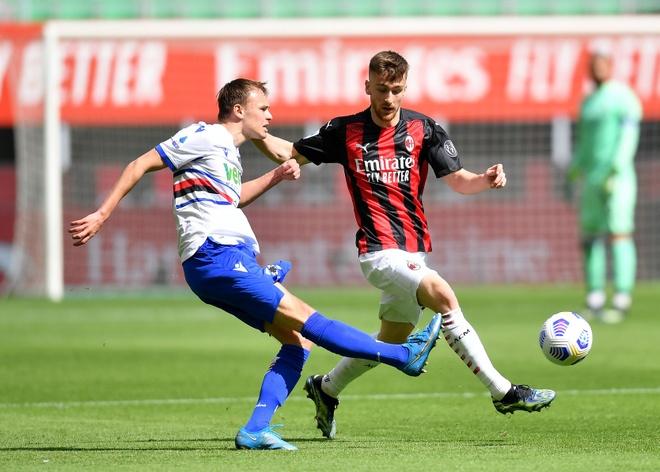 Milan vs Sampdoria anh 13