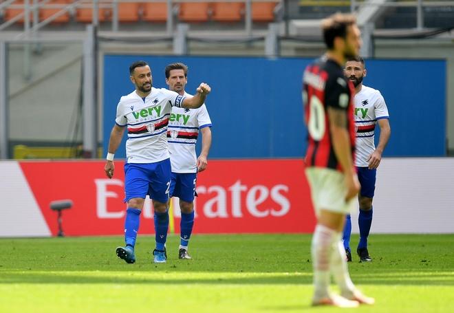 Milan vs Sampdoria anh 19
