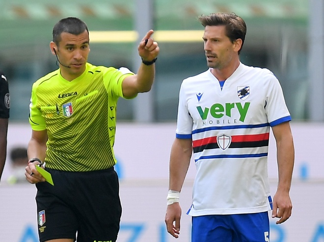 Milan vs Sampdoria anh 20