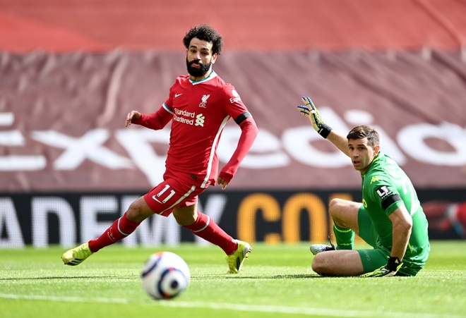 Liverpool dau Aston Villa anh 13