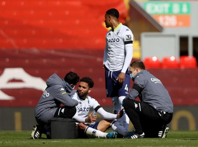 Liverpool dau Aston Villa anh 19
