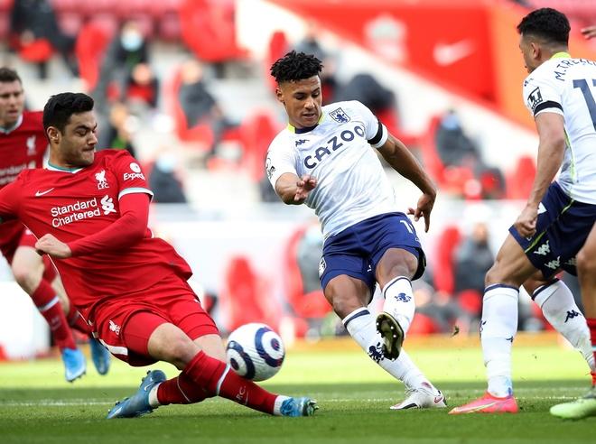 Liverpool dau Aston Villa anh 10