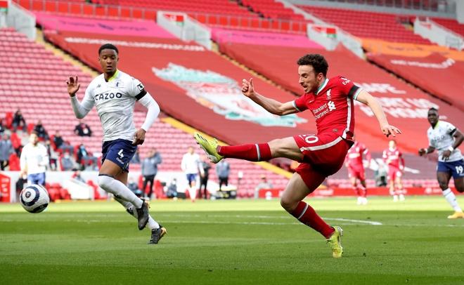 Liverpool dau Aston Villa anh 26
