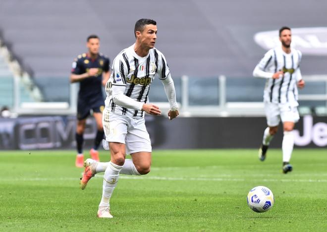 Juventus vs Genoa anh 7