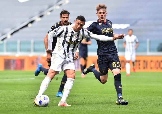 Juventus vs Genoa anh 4