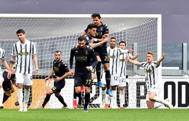 Juventus vs Genoa anh 3