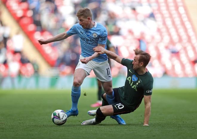 Tottenham vs Man City anh 19