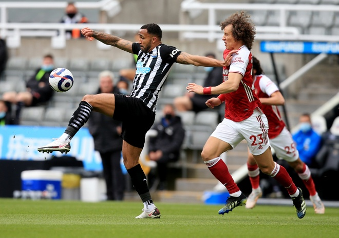 Arsenal vs Newcastle anh 10