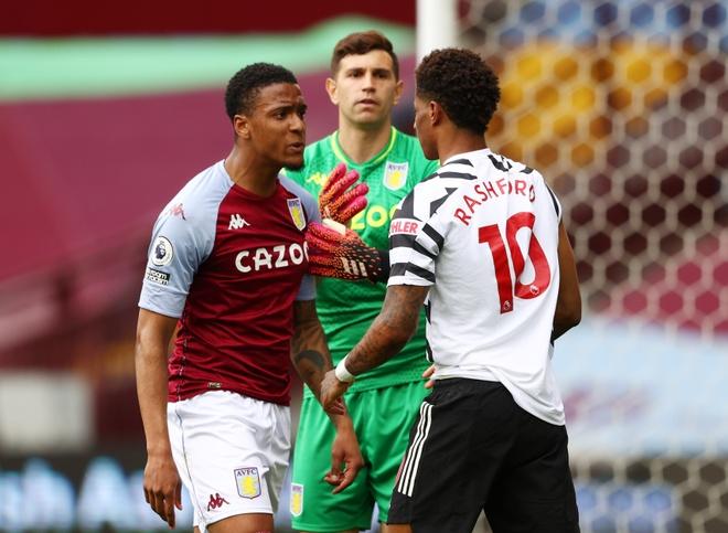 Aston Villa dau Man Utd anh 25