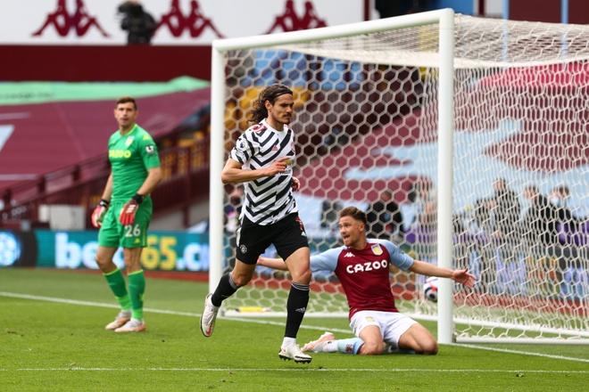 Aston Villa dau Man Utd anh 29