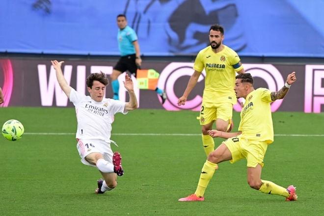 vo dich La Liga anh 1