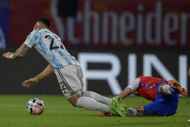 Argentina vs Chile anh 13