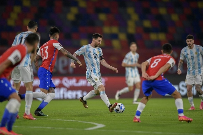 Argentina vs Chile anh 12
