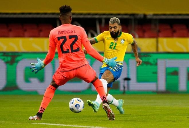 Brazil vs Ecuador anh 17