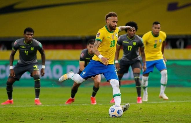 Brazil vs Ecuador anh 27