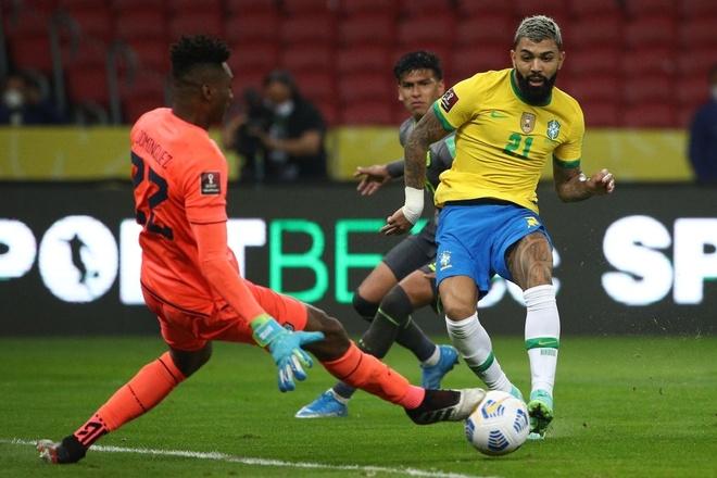 Brazil vs Ecuador anh 25