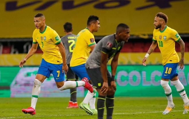 Brazil vs Ecuador anh 24