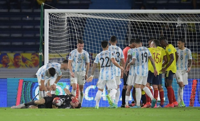 Colombia dau Argentina anh 16