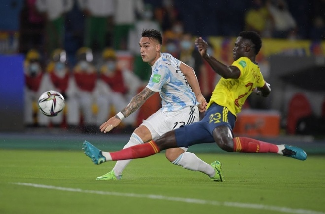 Colombia dau Argentina anh 15