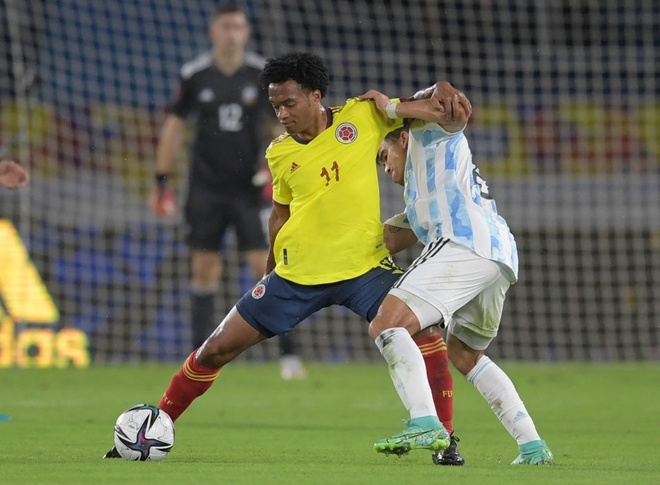 Colombia dau Argentina anh 19