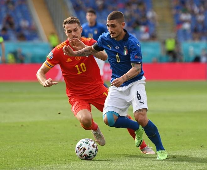 Italy vs xu Wales anh 15