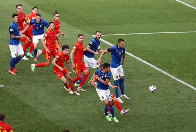 Italy vs xu Wales anh 18