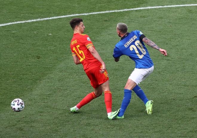 Italy vs xu Wales anh 23
