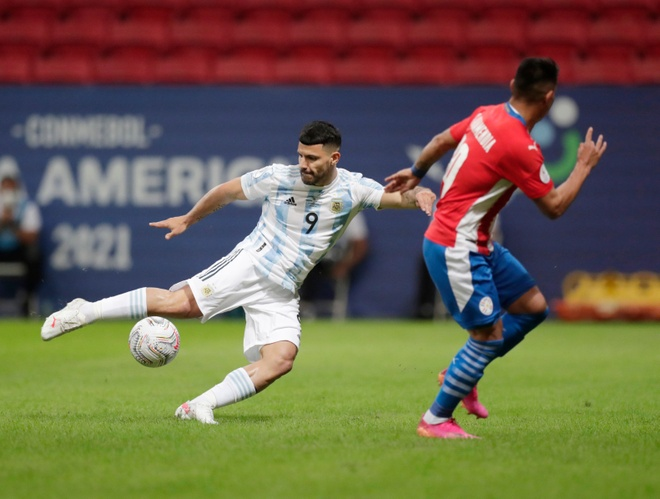 Argentina vs Paraguay anh 11