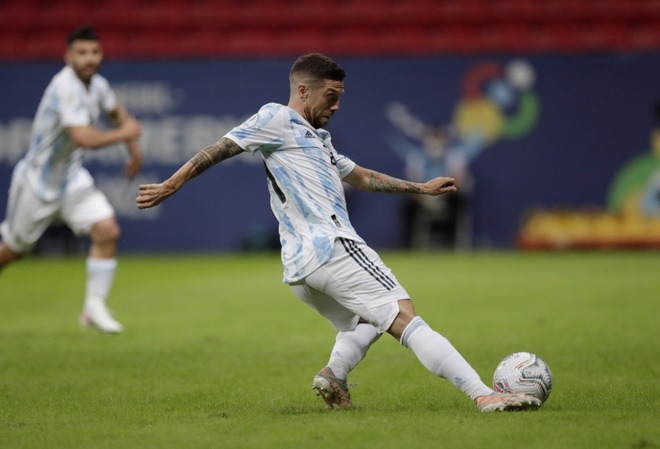 Argentina vs Paraguay anh 13
