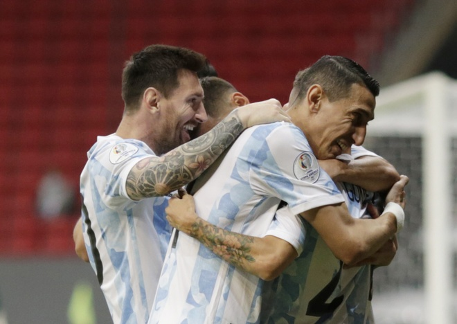 Argentina vs Paraguay anh 14