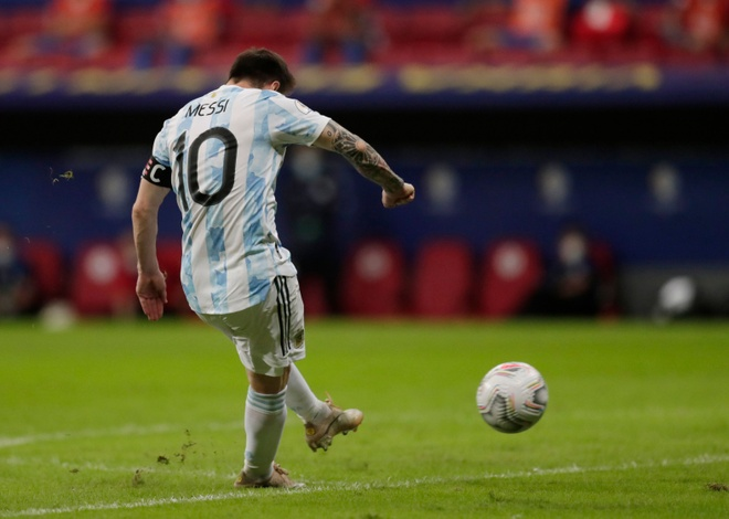Argentina vs Paraguay anh 17