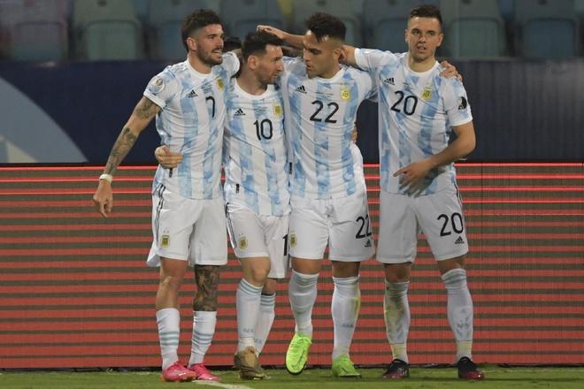 Argentina vs Ecuador anh 17