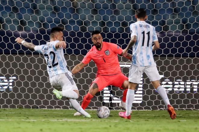 Argentina vs Ecuador anh 20