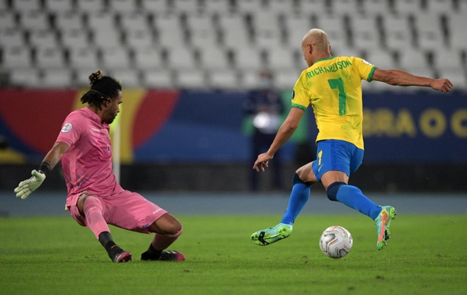 Brazil vs Peru anh 9