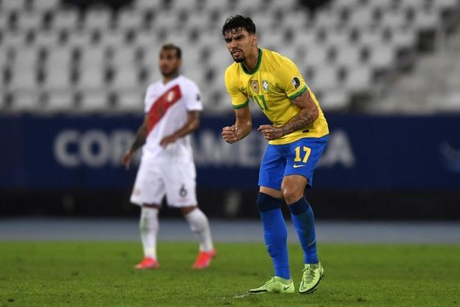 Brazil vs Peru anh 15