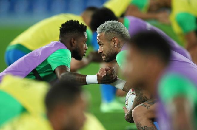 Brazil vs Peru anh 5