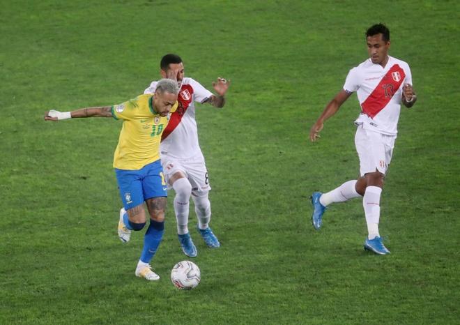 Brazil vs Peru anh 8