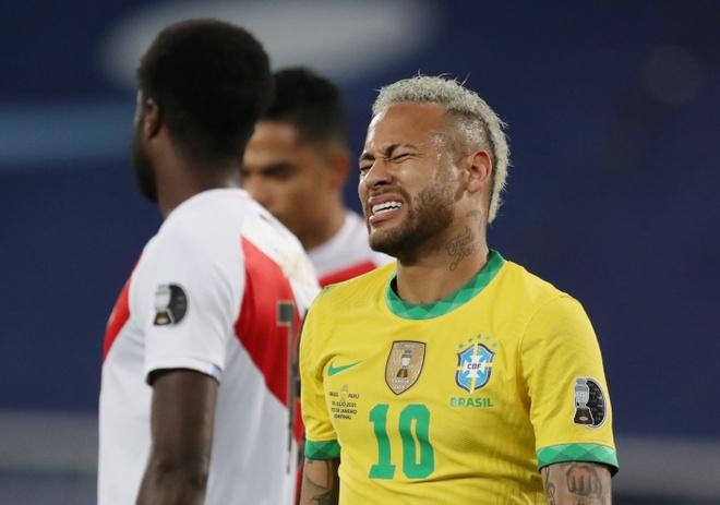 Brazil vs Peru anh 11