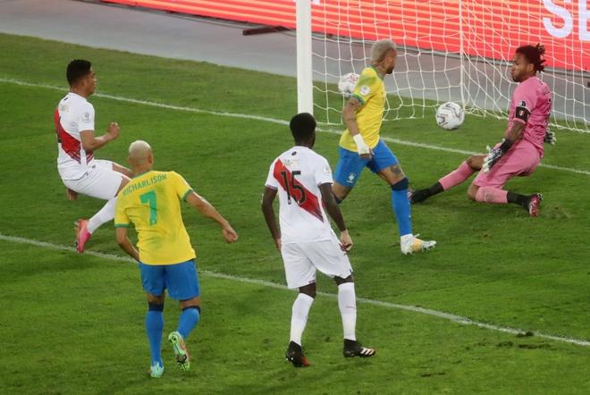 Brazil vs Peru anh 12