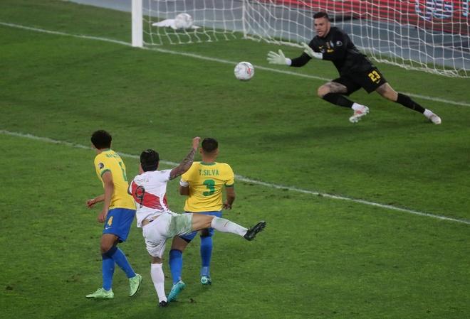 Brazil vs Peru anh 17